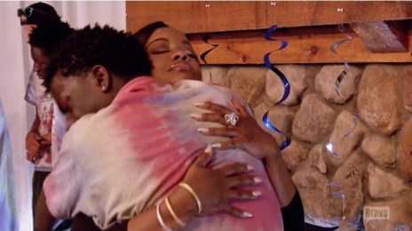 'Real Housewives of Atlanta' Fans Threaten Boycott If Phaedra Parks Leaves