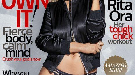 Behind the Scenes:  Rita Ora's Stunning 'Shape' Magazine Spread [Video]