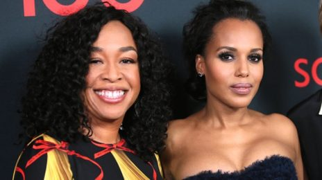 Hot Shots: 'Scandal' Cast Celebrate 100th Episode