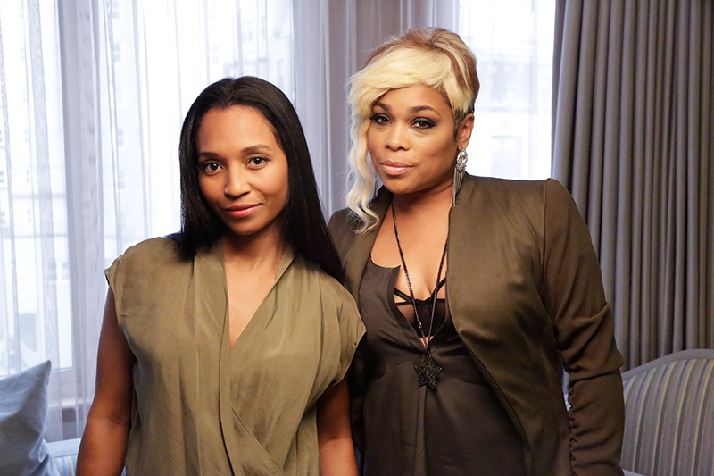 who is chilli from tlc dating now