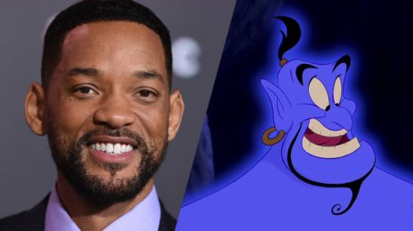 Disney's 'Aladdin' Remake Finds Its Leads / Will Smith Confirmed As Genie