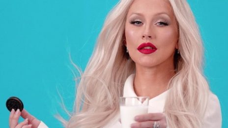 Fans Lash Christina Aguilera For Promoting Oreo's Instead Of New Music
