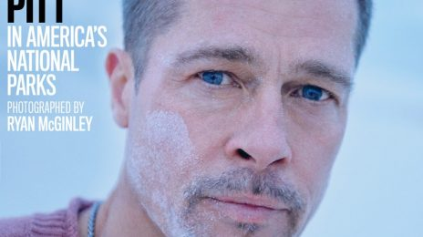 Brad Pitt Praises Frank Ocean & R&B Music