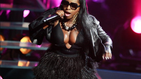 Oh No! Foxy Brown Booed Off Stage