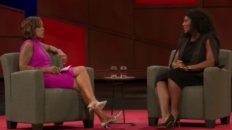 Serena Williams Talks Racism, Pregnancy and Retiring With 'TED'