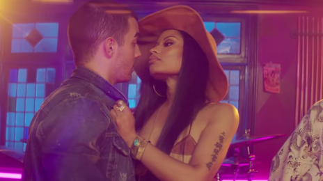 New Video: DNCE & Nicki Minaj - 'Kissing Strangers'