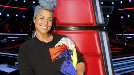 Alicia Keys To Leave 'The Voice' / Says Next Album Is 'Halfway Done'