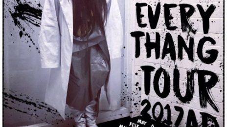 Erykah Badu Reveals 'Badu Vs. Everythang' World Tour Dates