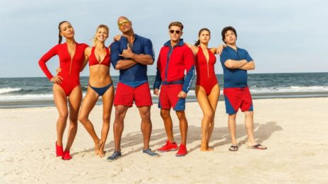 Baywatch Bomb :The Rock Responds To Movie's Box Office Performance