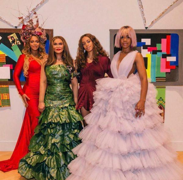Bianca Lawson Beyonce