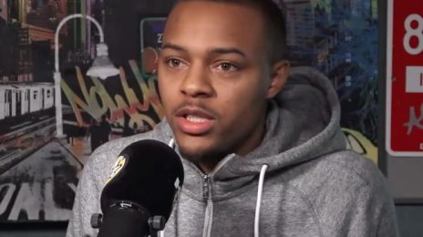 Bye! Bow Wow Claims He Posted Fake Private Plane Pic On Purpose