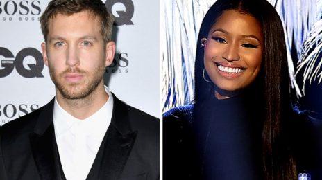Calvin Harris Taps Nicki Minaj, Katy Perry, Future, & More For Newly Announced Album