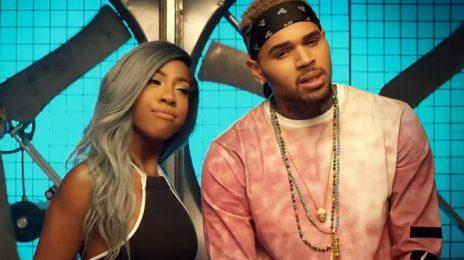 New Song:  Chris Brown & Sevyn Streeter - 'Parachute'