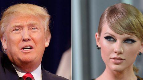 Donald Trump Endorses Taylor Swift