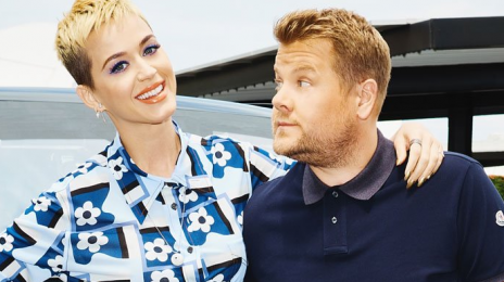 Katy Perry Addresses Taylor Swift Feud & More On 'Carpool Karaoke'