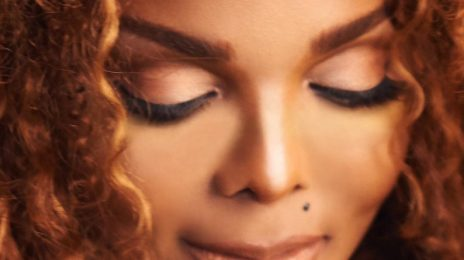 Janet Jackson Stuns In New 'State Of The World Tour' Poster