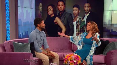 Watch:  Jussie Smollett Shines On 'Wendy' / Talks Mariah Carey, 'Empire,' & More