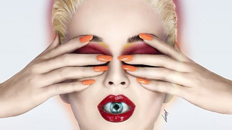 Katy Perry Unveils 'Witness' Album Cover