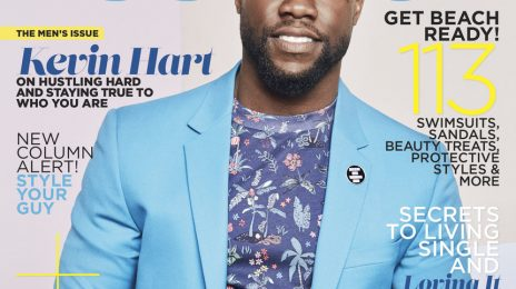 Behind the Scenes:  Kevin Hart Hits 'Essence' Magazine [Video]