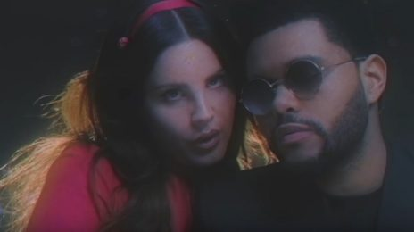 New Video: Lana Del Rey - 'Lust For Life (ft. The Weeknd)'