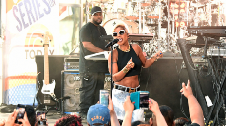 Watch: Mary J. Blige Rocks The TODAY Show [Performances]