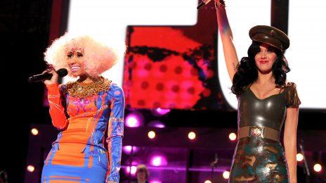 New Song: Katy Perry & Nicki Minaj - 'Swish Swish'