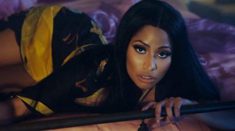 New Video: Nicki Minaj - 'Regret In Your Tears'