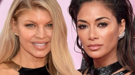 Watch:  Nicole Scherzinger Addresses Rumor She's Replacing Fergie In The Black Eyed Peas