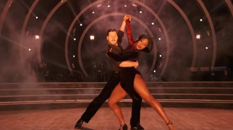 Fifth Harmony's Normani Kordei Earns Perfect Score On 'Dancing With The Stars'