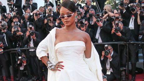 Hot Shots: Rihanna Turns Heads At Cannes