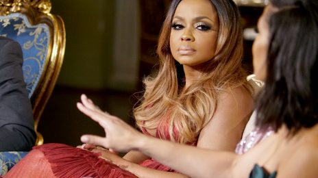 "Phaedra Parks Rules Out 'Real Housewives' Return / Says Drama On Show Made Her ""Sick Sometimes"""
