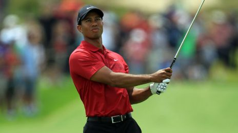 Tiger Woods Fights Adult Site After Nude Images Surface Online