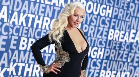 Finally! Christina Aguilera Teases New Music