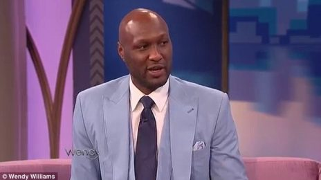 Lamar Odom Responds To Khloe Kardashian Pregnancy Scam