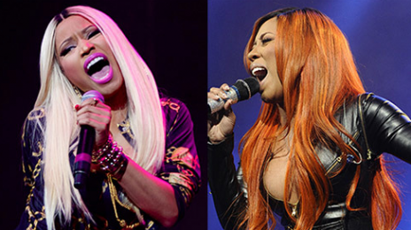 K. Michelle Puts Nicki Minaj On Blast?  Twitter Weighs In