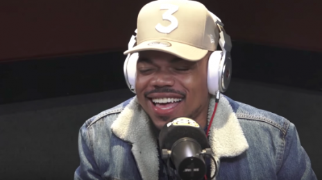 Must-See: Ebro Darden Interviews Chance the Rapper