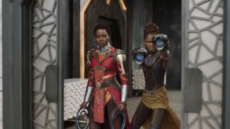 'Black Panther' Trailer Viewed 89 Million Times...Within 24 Hours