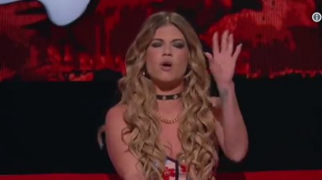 Chanel West Clashes With Charlamagne Tha God