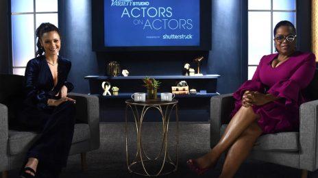 Must-See: Oprah Winfrey & Thandie Newton Reunite 20 Years After 'Beloved'