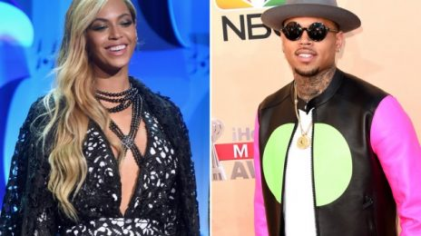 "Chris Brown Eyes Beyonce Collaboration ""For The Culture"""