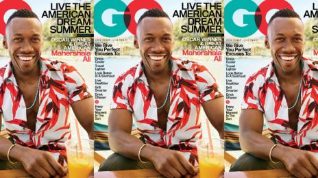 Mahershala Ali Rocks 'GQ'