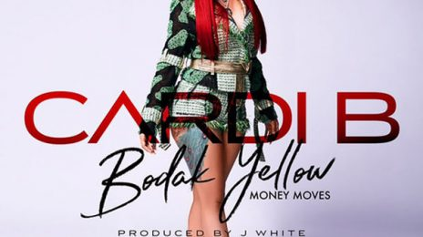 RIAA:  Cardi B's 'Bodak Yellow' Becomes First Female Rap Song in History Certified DIAMOND