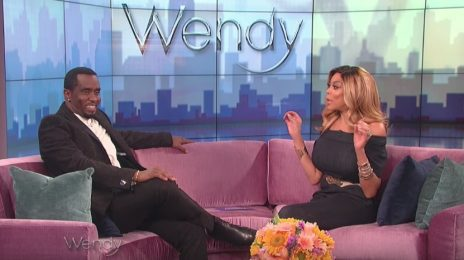 Diddy & Wendy Williams End Feud On Live TV