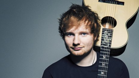 Chart Check [Hot 100]: Ed Sheeran's 'Shape' Sets HUGE Hot 100 & Spotify Records