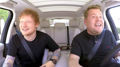 Watch:  Ed Sheeran Cranks Out the Hits for #CarpoolKaraoke [Full]