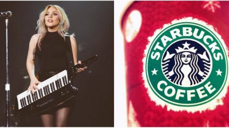 Lady Gaga Partners With Starbucks To Promote Kindness