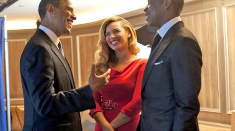 Watch: Barack Obama Inducts Jay Z Into Songwriters Hall Of Fame