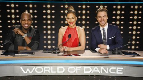 Winning!  Jennifer Lopez's 'World of Dance' Renewed for Season 2