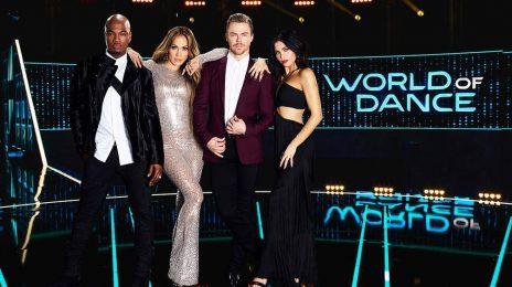 Winning: J.Lo & Ne-Yo's NBC Show 'World Of Dance' Draws Major Ratings