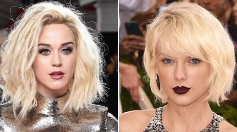 Taylor Swift Makes ENTIRE Music Catalog Available For Streaming Again As Rival Katy Perry Drops New Album